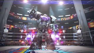 Transformers BATTLE MASTERS: Fight Night! HASBRO GAMING