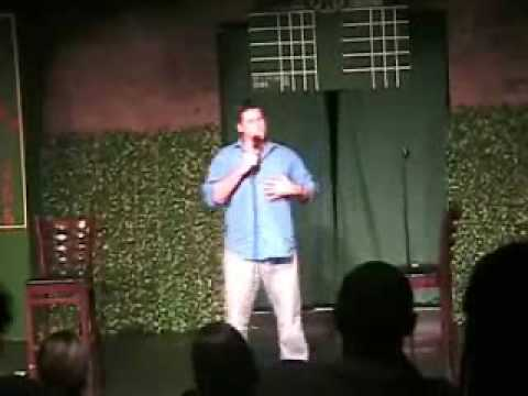 Nick D Comedy Clips - Last Comic Sanding throw off joke