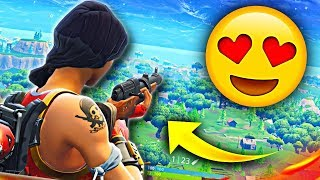 THE BEST FORTNITE SNIPER?...LOL (Fortnite Battle Royale Sniping & Funny Moments)