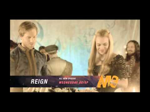 Ben Aldridge in Reign Episode 11 Preview