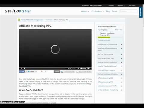 affilorama best affiliate marketing system review
