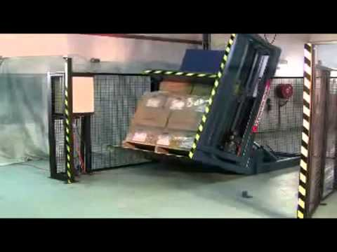 Pallet Inverters and Load Transfer Systems