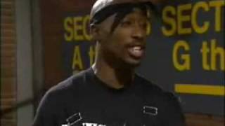 Video Tupac Shakur 2Pac on In Living Color with Jamie Foxx and Tommy Davidson Funny MP3, 3GP, MP4, WEBM, AVI, FLV September 2018