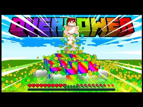 FARM DE XP FÁCIL E EFICIENTE NO MINECRAFT!! - Minecraft Overpower #10