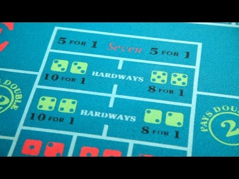 Make an Inside Combination Bet in Craps | Gambling Tips