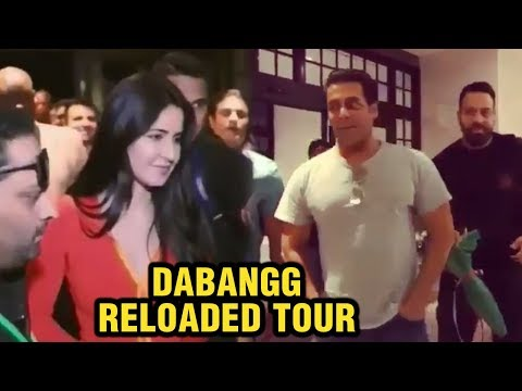 Ex Lovers Salman Khan And Katrina Kaif In Atlanta
