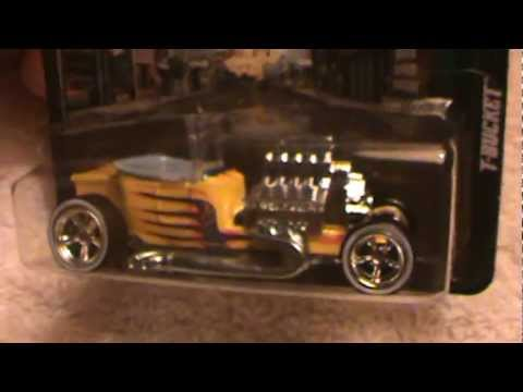 T-Bucket Boulevard series Hot Wheels