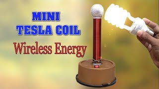 "In this video we learn how to make your own a very simple Tesla Coil at home using 3/4"" PVC Pipe, 26 awg Magnet Wire, 2N2222A Transister, 29k Resister and On/Off Switch. You can easily make this Tesla Coil at home.This device was invented by Nikola Tesla and is a great demonstration experiment. I hope you will make it without any problems after watching this video.In my channel ""science & technology experiments"" where you will learn how to make hand made crafts, presents, toys etc. The main thing is that one can make it at home and with one's own hands.You are interested in handiwork, craft or you just have nothing to do, You have found the channel you really need. Here you can find lots of crafts, hand made items, and the main thing is that they all made of make-shifts and at the lowest cost!Video Title: How to make Tesla Coil at home - Wireless Electricity / Energy Transmission - DIY Homemade Mini Tesla Coil - SIMPLEVideo Link: https://youtu.be/LHCXqhhxGqAFor more creative project ideas follow my  YouTube channelLINK: http://www.youtube.com/channel/UCVrNsmJyqX_lpG5QBJqDrLgFacebook:Link: http://www.facebook.com/scientificthemes/?ref=bookmarksAlways happy to hear from you! Your comments, shares and all other interactions are most welcome. Hope you enjoy the video.Please LIKE and SUBSCRIBE. Thank you for Watching."