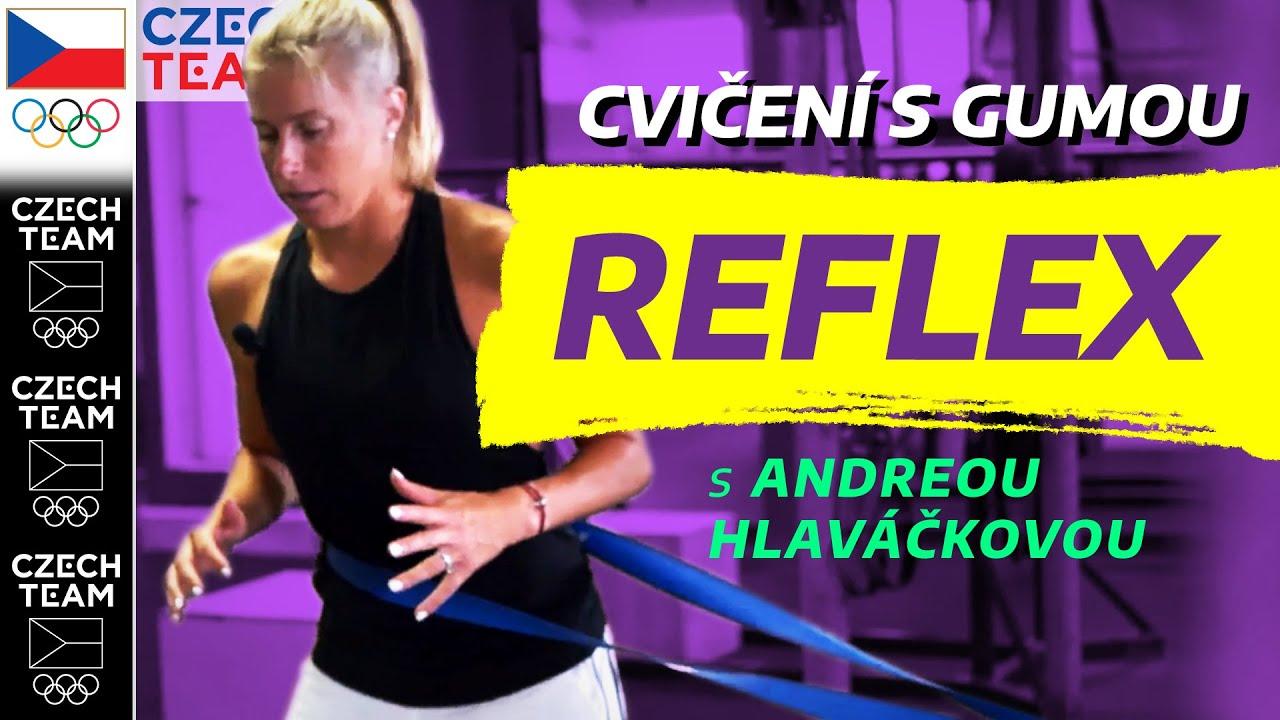 Trénink RYCHLOSTI & ⚡REAKCE | Cvičení s Andreou Sestini Hlaváčkovou ep. 5