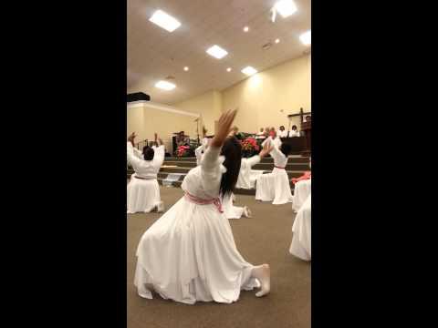 SSBC Praise dance I can only imagine