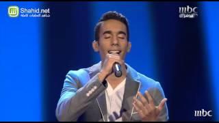 Arab Idol -حلقة الشباب - كريم حسام - الدنيا