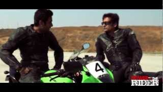 2. Ninja 250R Vs CBR 250R : The Quarter Litre Dash - by Power To The Rider
