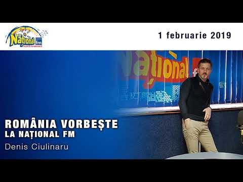 Romania vorbeste la National FM - 01 februarie 2019