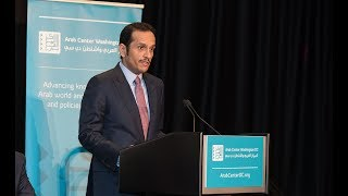Resolving the Gulf Crisis: Challenges and Prospects – Sheikh Mohammed bin Abdulrahman Al-Thani