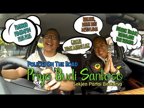 #PolitisiOnTheRoad: Priyo, Berkarya, Soeharto dan Prabowo