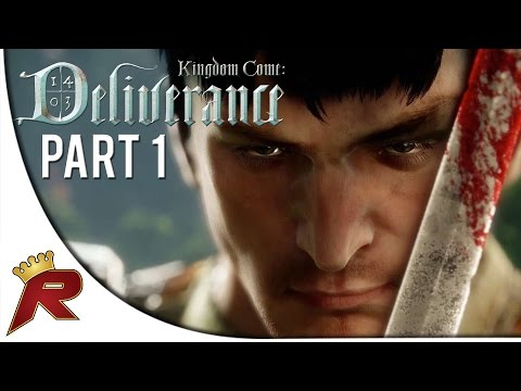 kingdom - Kingdom Come: Deliverance. Welcome to Kingdom Come: Deliverance is an open world, medevil adventure RPG produced by Warhorse Studios, recently released to Kickstarter backers.