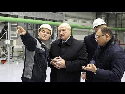 Belarus: Präsident Lukaschenko eröffnet 1. AKW