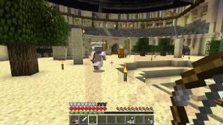 Etho MindCrack SMP - Episode 93: PVP Lessons