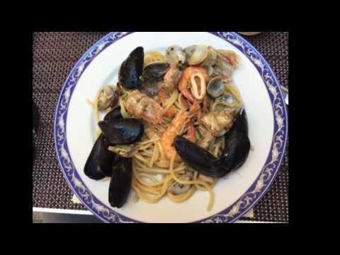 Italian food adventure