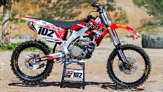 1. Racer X Films: 2008 CRF450 Project