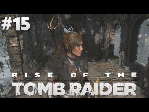[GEJMR] Rise of the Tomb Raider - EP 15 - Další medvídek