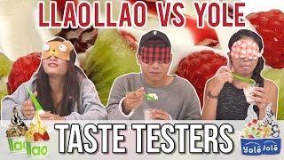 Video LLAOLLAO VS. YOLÉ | Taste Testers | EP 60 MP3, 3GP, MP4, WEBM, AVI, FLV Agustus 2018