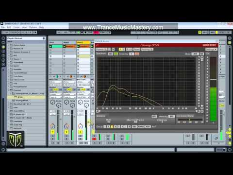 How To Mix Kick And Bass – Part 2 of 3 – Ableton Live Tutorial – Voxengo SPAN