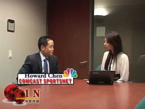melissa chan - Howard Chen is the face/voice of the Rockets for Comcast Sports Houston Texas.