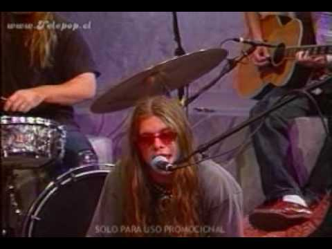 Shannon Hoon (Blind Melon): No Rain (Unplugged Live)