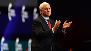 AP Reporter: Pence in an untenable position