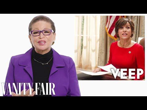 Obama's Advisor Valerie Jarrett Reviews Presidential Films & TV, from 'Veep' to 'Independence Day'