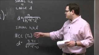 Exam 2, Problem 2 | MIT 3.091SC Introduction To Solid State Chemistry, Fall 2010