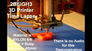 2BEIGH3 3D Print Demo 1