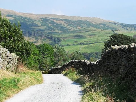 Ambleside – Wansfell Pike – Troutbeck round | cumbria  Walks