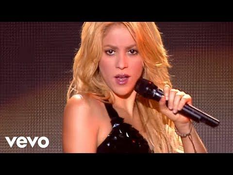 Shakira - Loca Live From Paris
