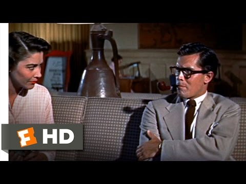 A Kiss Before Dying (5/11) Movie CLIP - Something Borrowed, Something Blue (1956) HD