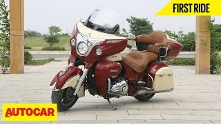2. Indian Roadmaster | First Ride | Autocar India