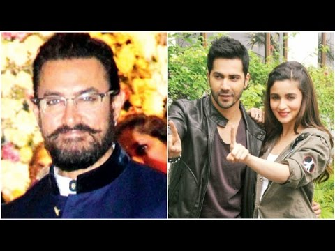 40mins Of Aamir | Varun Alia Winning At The Number