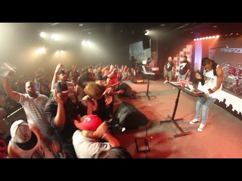 Rapzilla 2013 Beat Battle at Flavor Fest Recap