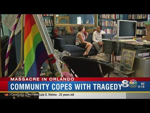 LGBT center helps Sarasota-area residents cope with tragedy