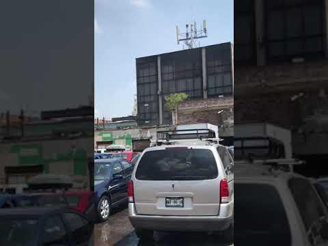 Terremoto en México 19/09/2017 se derrumbó un edificio (видео)