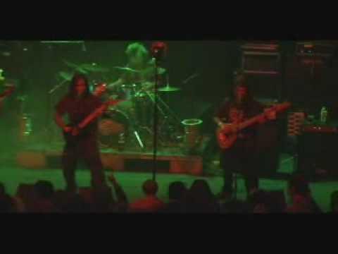 "ICONOCAUST - ""Beaten Bloodied Broken"" (Live)"