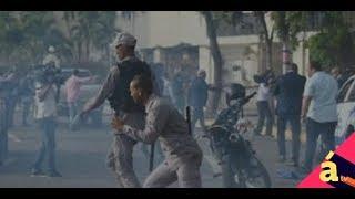 Escarbando. Preocupa forcejeo entre Diputados y militares en medio protesta reformar Constitución