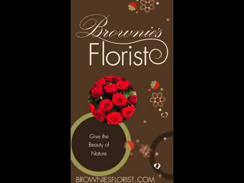 Brownie's Florist: Valentine's Flowers With Delivery