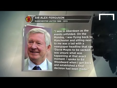 down - Sir Alex Ferguson, in a new chapter of his Auto biography has revealed that United slowed down the tempo under Moyes, something which the players were not used to. Subscribe to Goal: https://www.y ...