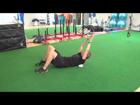 Hockey Training: T-Spine Mobility