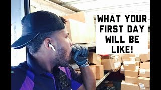 WHAT YOUR FIRST DAY AT FEDEX WILL BE LIKE!