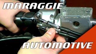 10. Suzuki Intruder Volusia 2003 - Throttle cable adjustment