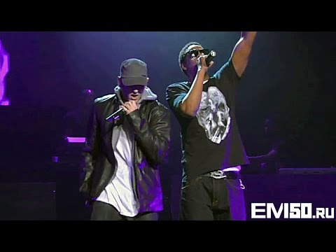 Jay-Z & Eminem - Renegade Live At The Wiltern In L.A. (DJ Hero Party 2009) (eminem50cent.ru)