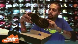 SneakerWatch Reviews Rare Kicks at GBs Sneaker Spot